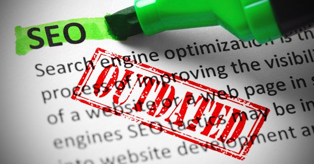 outdated seo concepts