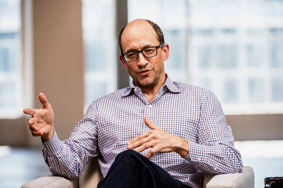 Twitter Inc. Chief Executive Officer Dick Costolo Interview