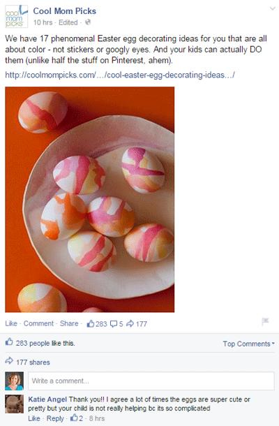cool mom picks funny facebook post