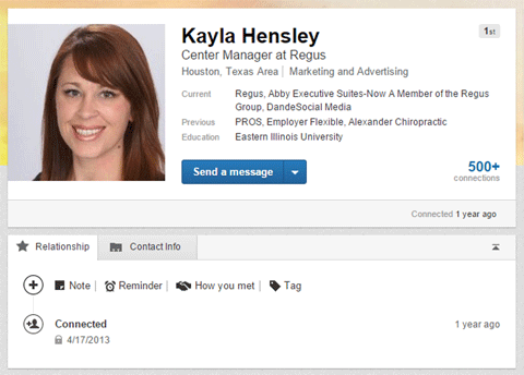 Can You Use Linkedin As A Dating Site