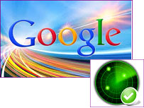 google radar