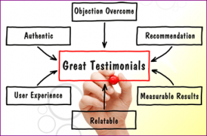 great testimonials