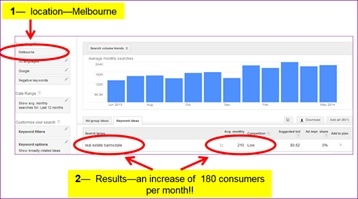 How to Use Google Keyword Planner Tool 10