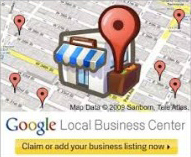 build online presence google local