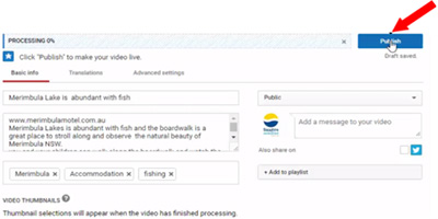 How to Upload a Video to YouTube from Your PC part 7