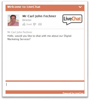 Live Chat Real Time Interaction With Your Visitors 4