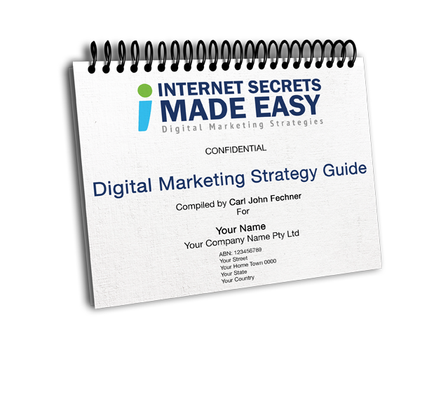 22-page Online and Offline Digital Marketing Strategy Guide