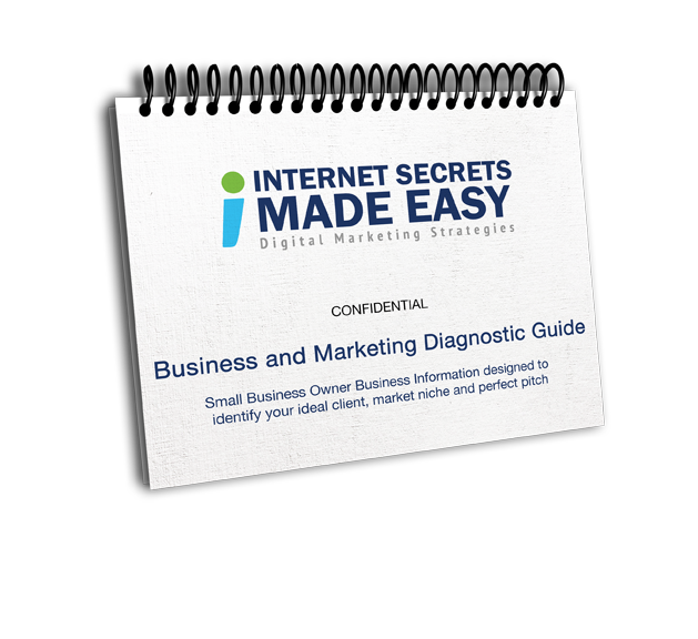 27-page Business and Marketing Diagnostic Guide