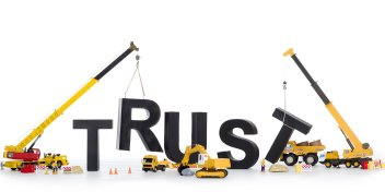 Build customer trust with reviews