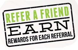 Let people know about your referral program