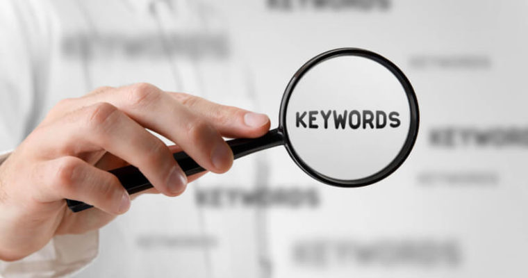 right keywords